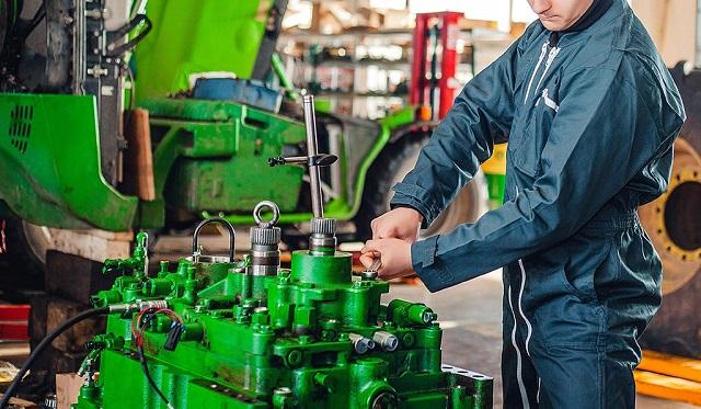 ремонт ходовой части гусеничных тракторов фото